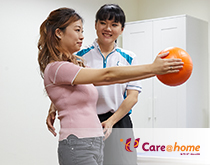 NTUC Health Co-operative Limited  . Home-Based Physiotherapy CaregiverAsia: Book Now