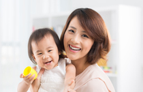 Rusabrina  Sutomo 5 years experience as a baby sitter CaregiverAsia: Book Now