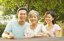 Minghao Ng Accompanying youths and seniors CaregiverAsia: Book Now