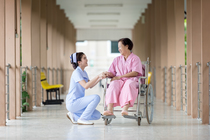 Deepti  Bhattacharjee Escort Services for the Elderly CaregiverAsia: Book Now