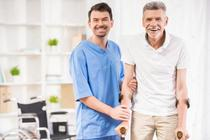 Depositphotos 75434709 stock photo old man at hospital