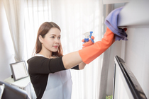 Evelyn John Home Cleaning CaregiverAsia: Book Now