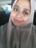 Nuha Izzatiy  Ahmad Exprience Nurse CaregiverAsia: Book Now