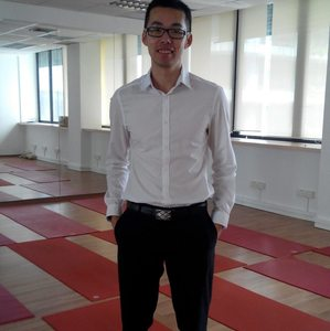 Cedric Chang Siew Fai Yoga Classes CaregiverAsia: Book Now