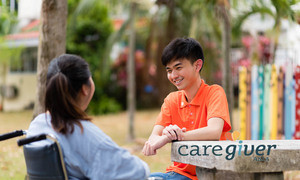 Charles Lim Tse Yao From simple companionship to medical escort to specialist counselling services CaregiverAsia: Book Now