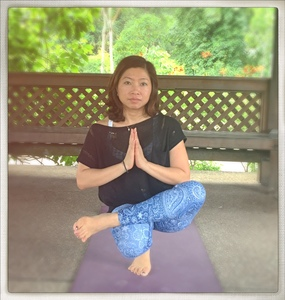 Khim Noy Yeo Private Yoga Classes CaregiverAsia: Book Now