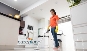 Kelly Taylor Lim Fei Lih Excellent cleaning service at your doorstep! CaregiverAsia: Book Now