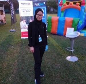 Sharifah Hanan Physiotherapy service CaregiverAsia: Book Now