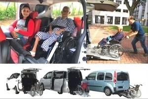 Stream Mobility Wheelchair Transport 私人轮椅运输 CaregiverAsia:立即预订