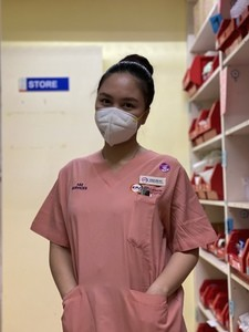 Chua  Xin Hui Private nurse CaregiverAsia: Book Now